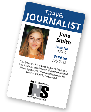 The Ultimate Travel Journalism Course Certificate
